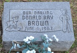 Donald Ray Brown