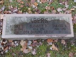 Elizabeth D Abers
