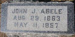 John Joseph Abele