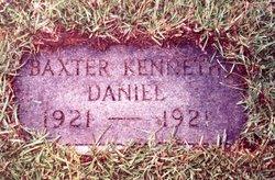 Baxter Kenneth Daniel