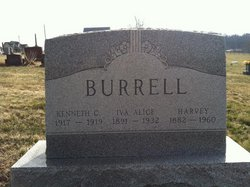 Kenneth C Burrell