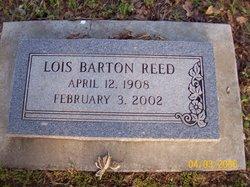 Lois <i>Barton</i> Reed