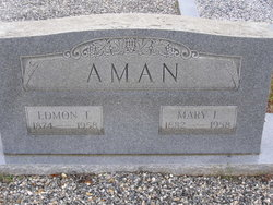 Edmon Thomas Aman
