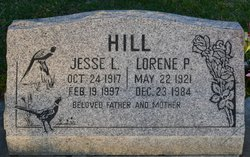 Jesse L Hill