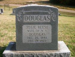 Josie <i>Reese</i> Douglas