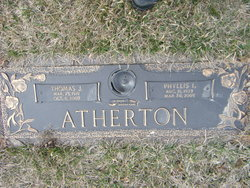 Phyllis Ione Atherton