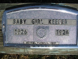 Baby Girl Keefer