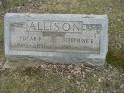 Josephine R <i>Phillips</i> Allison