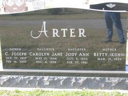 Carolyn Jane Arter
