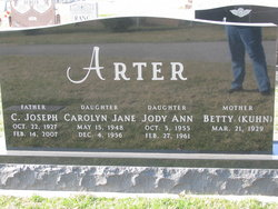 Jody Ann Arter