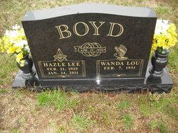 Wanda Lou Boyd
