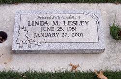 Linda M Lesley