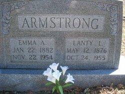 Emma Adeline <i>Graham</i> Armstrong