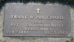 Francis William Frank Pritchard