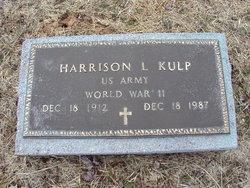 Harrison L. Kulp
