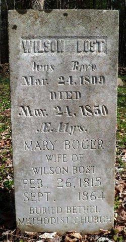 Wilson Bost