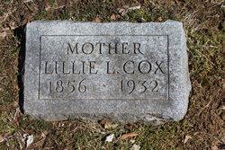 Lillie L. <i>Acker</i> Cox