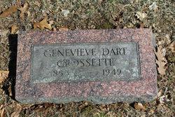Genevieve <i>Dart</i> Crossette