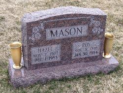 Olive Hazel <i>Klarner</i> Mason