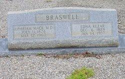 Ephriam Mack Braswell