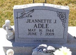 Jeanette J. Adle