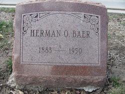 Herman O. Baer