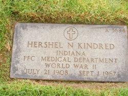 Hershel N Kindred