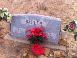 John Riley Bauler