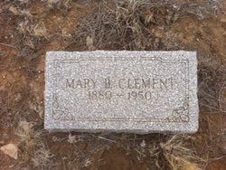 Mary Belle <i>Poer</i> Clements