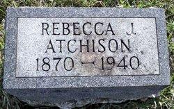 Rebecca Jane <i>Warren</i> Atchison