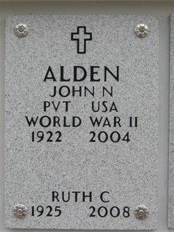 John N Alden