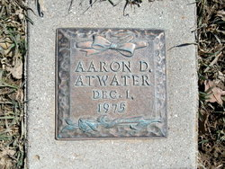 Aaron D. Atwater