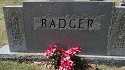 Bess Elvira <i>Hartzog</i> Badger