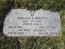 Donald A Drottz