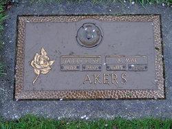 Harry Raymond Akers