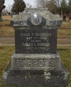 Sarah L <i>Howard</i> Barrows