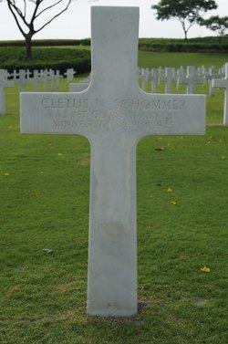 Maj Cletus N Schommer