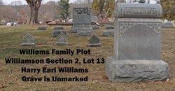 Harry Earl Williams