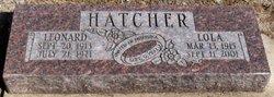 Leonard Hatcher
