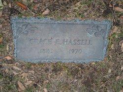 Grace E. <i>O'Bannon</i> Hassell