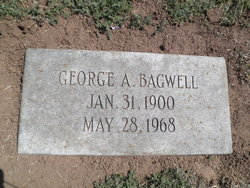 George August Bagwell