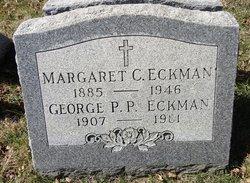Margaret M Eckman