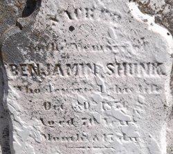 Benjamin Shunk