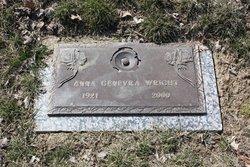 Genevra Anna <i>Hahn</i> Wright