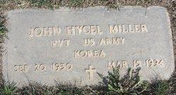 John Hycel Miller