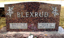 Winton T Blexrud
