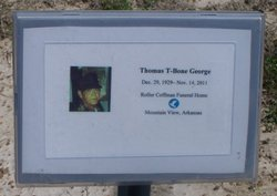 Thomas T-Bone George