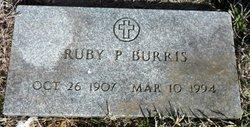 Ruby Pearl <i>Ray</i> Burris
