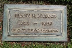 Frank Marion Bullock