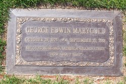 George Edwin Marygold